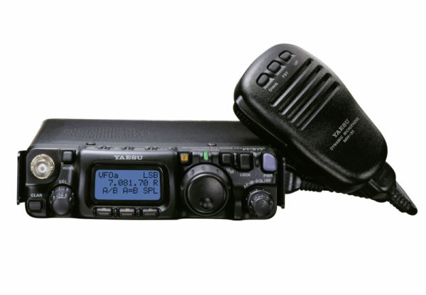 YAESU FT-818 KW/UKW Portabelgerät mit Akku